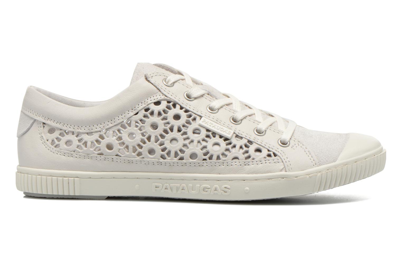 Sneaker Pataugas Bague/A weiß ansicht von hinten
