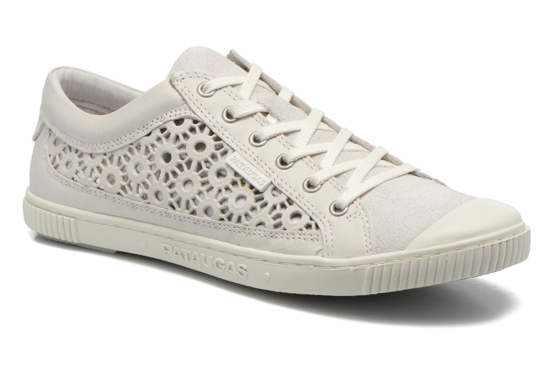 Sneaker Pataugas Bague/A weiß detaillierte ansicht/modell