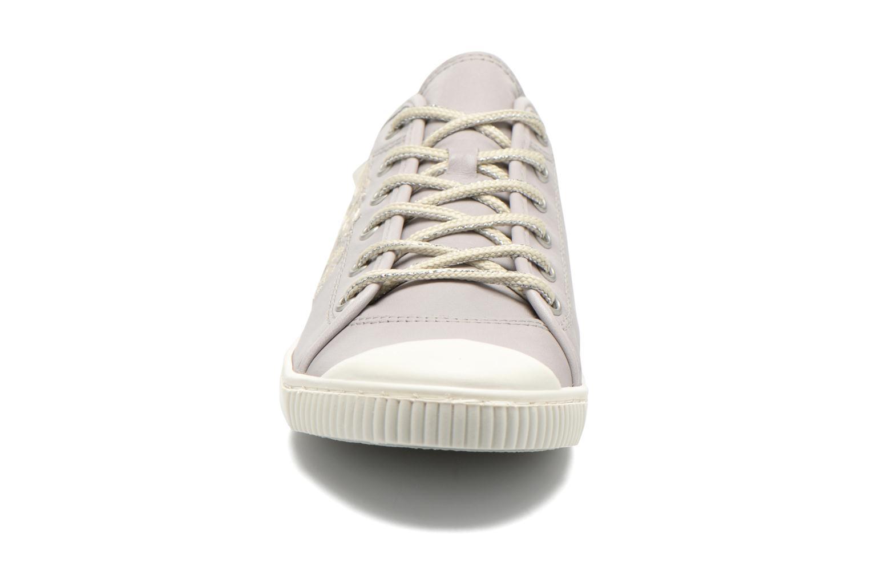 Baskets Pataugas Boutchou/B Gris vue portées chaussures