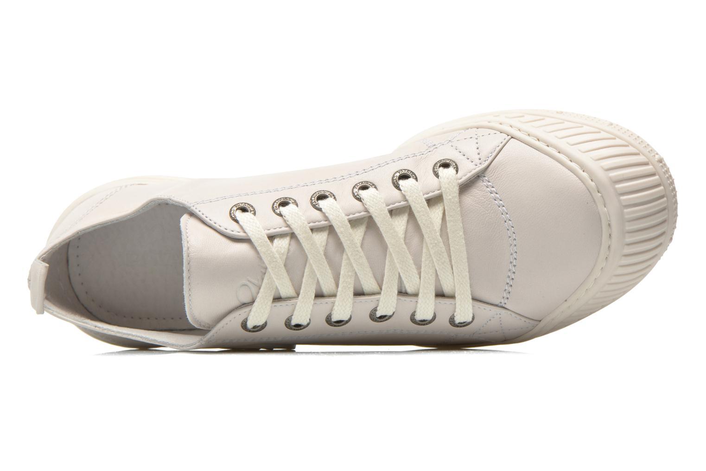 Sneaker Pataugas RockN weiß ansicht von links