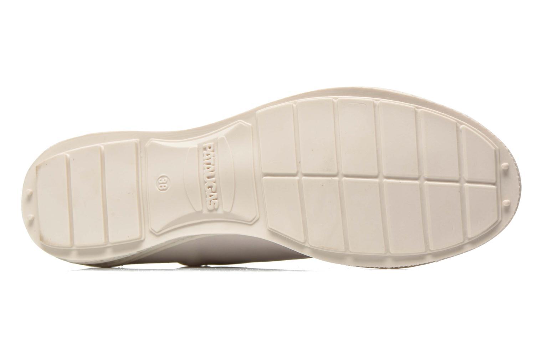Sneaker Pataugas RockN weiß ansicht von oben