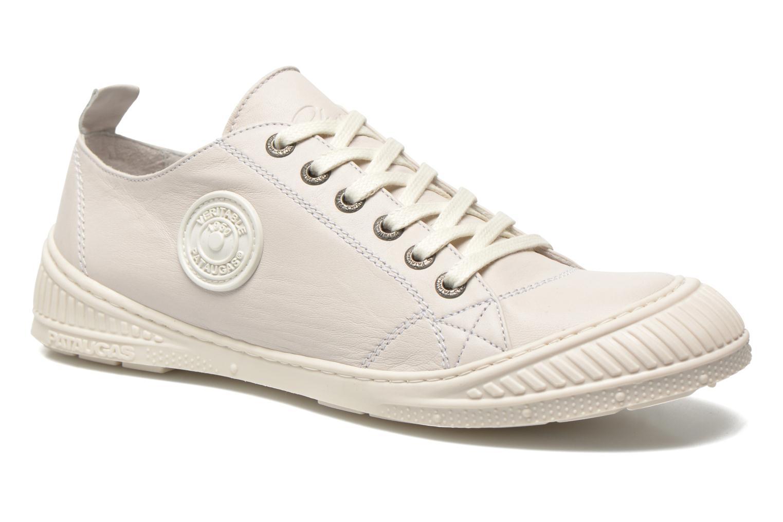 Sneaker Pataugas RockN weiß detaillierte ansicht/modell
