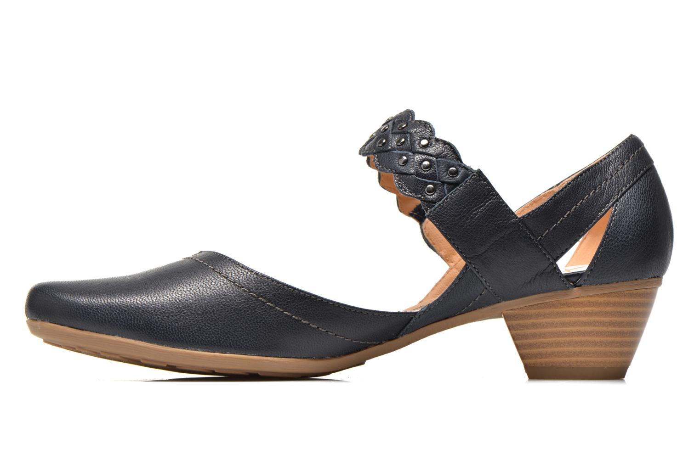 Zapatos de tacón Sweet Dizaya Azul vista de frente