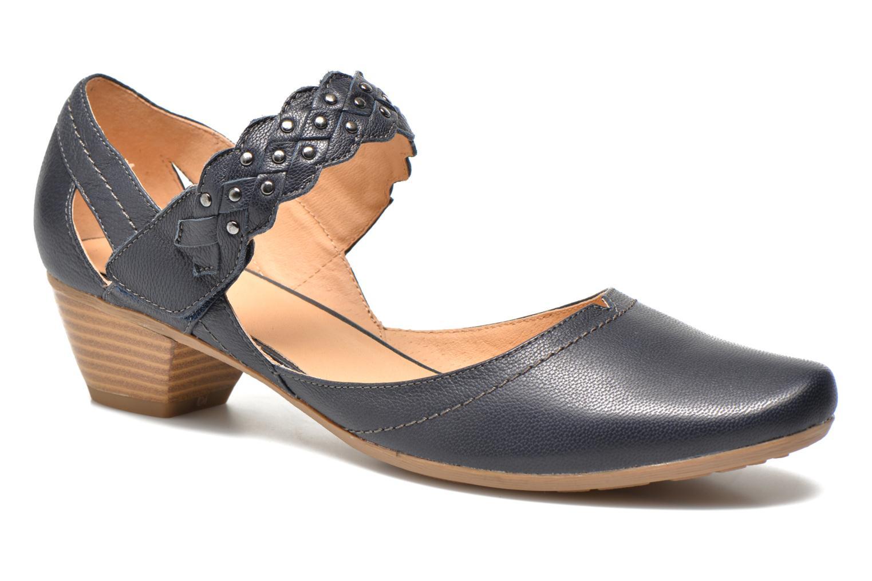 Zapatos de tacón Sweet Dizaya Azul vista de detalle / par