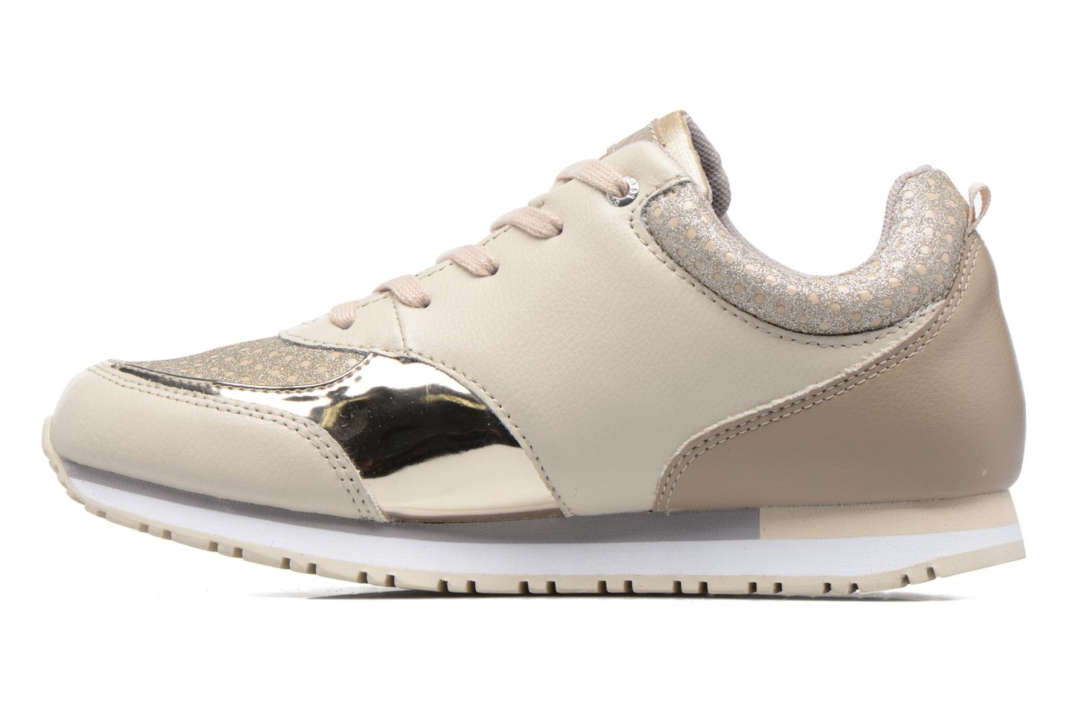 Trainers Guess Reeta Beige front view