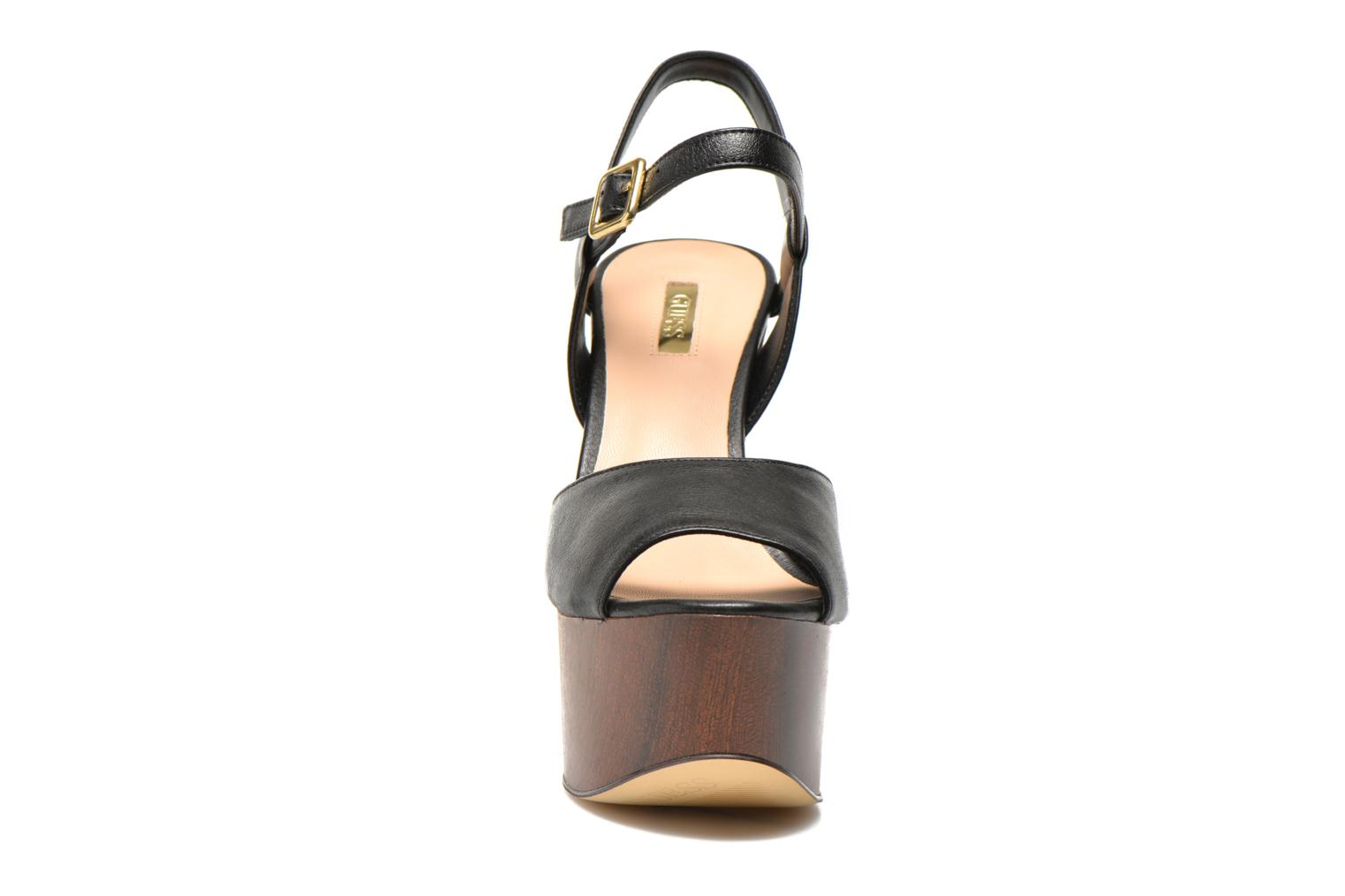 Sandals Guess Teren3 Black model view