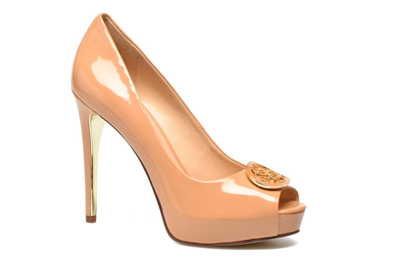 Zapatos de tacón Guess Happey2 Beige vista de detalle / par