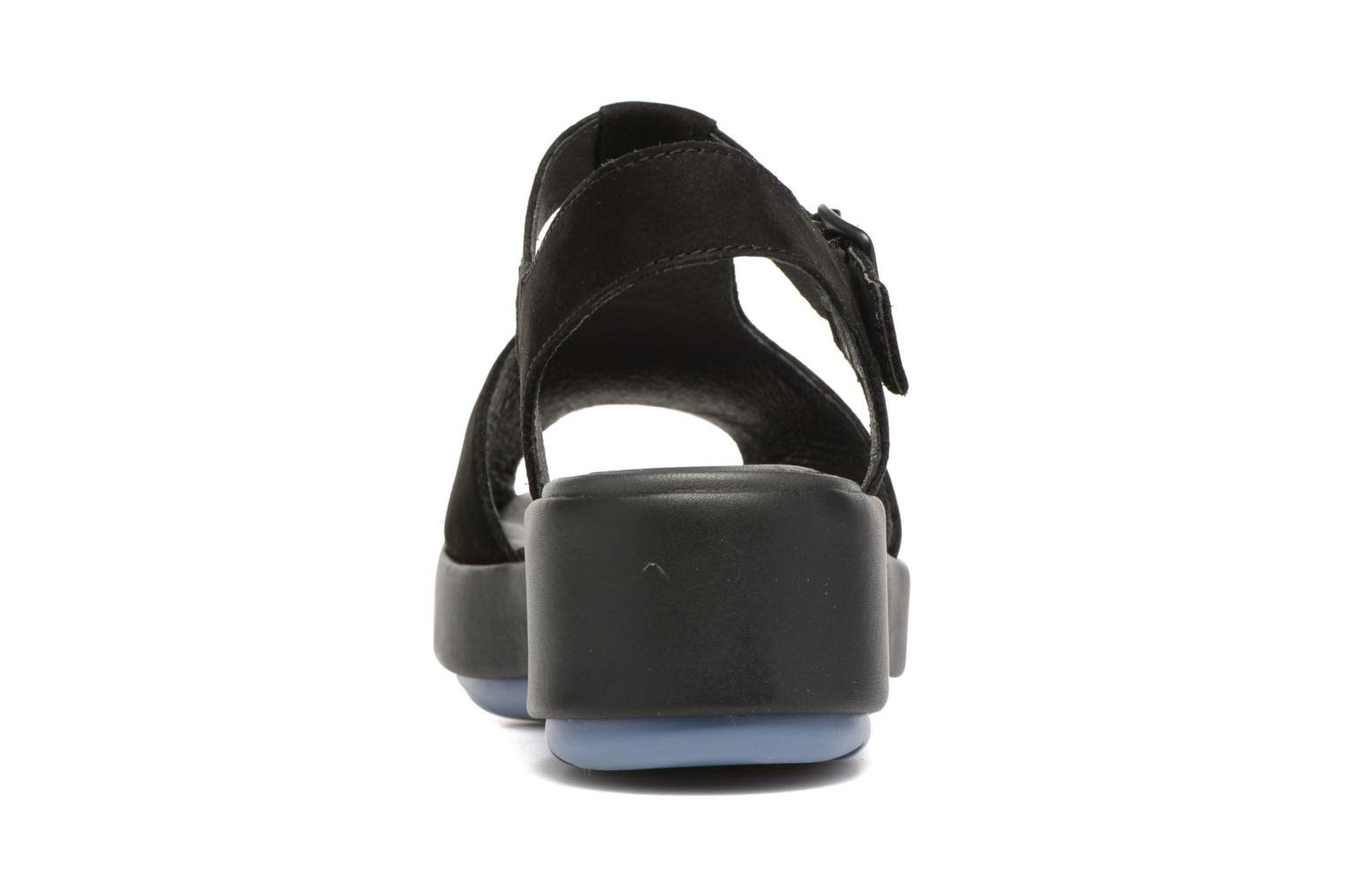 Sandals Camper Dessa K200083 Black view from the right