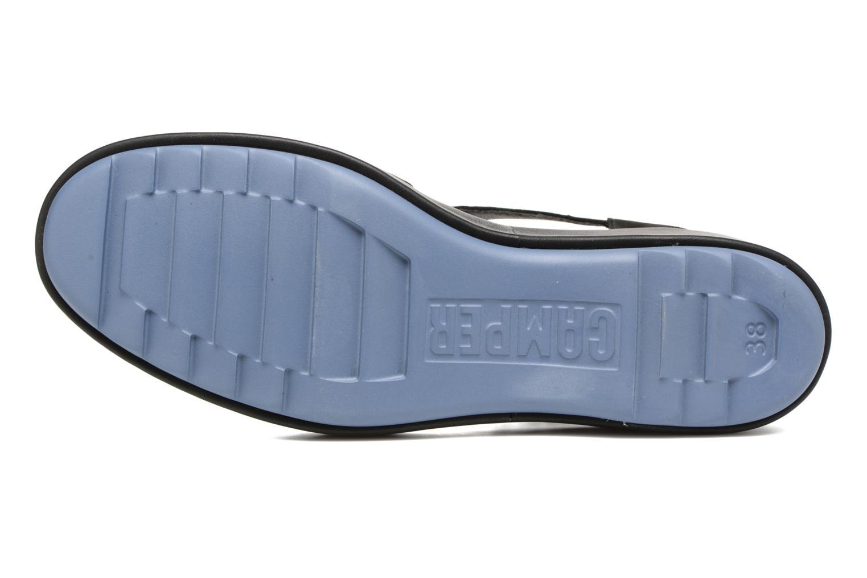 Sandalen Camper Dessa K200083 schwarz ansicht von oben