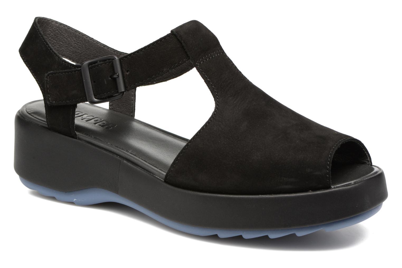 Sandales et nu-pieds Camper Dessa K200083 Noir vue détail/paire