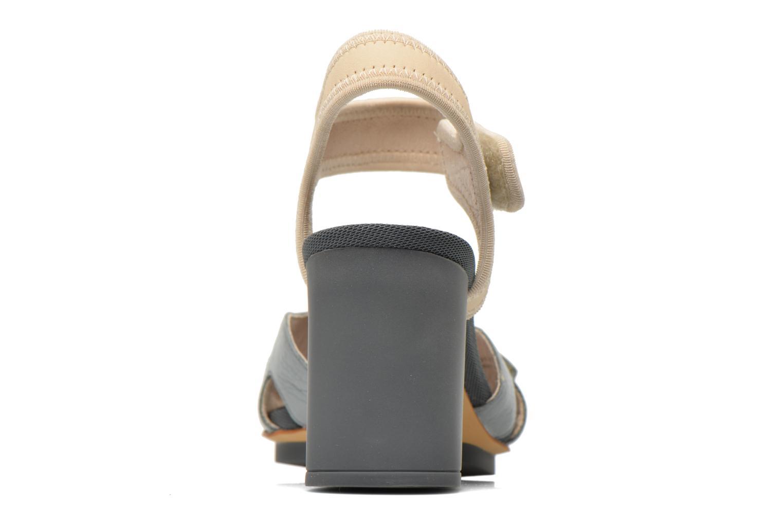 Sandales et nu-pieds Camper Myriam 22534 Gris vue droite