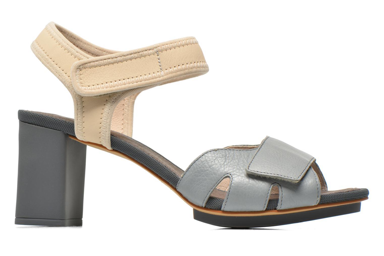 Sandales et nu-pieds Camper Myriam 22534 Gris vue derrière
