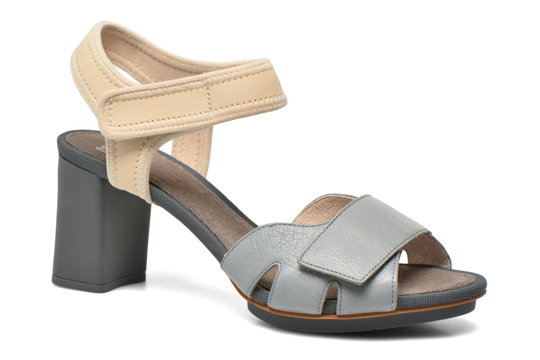 Sandales et nu-pieds Camper Myriam 22534 Gris vue détail/paire