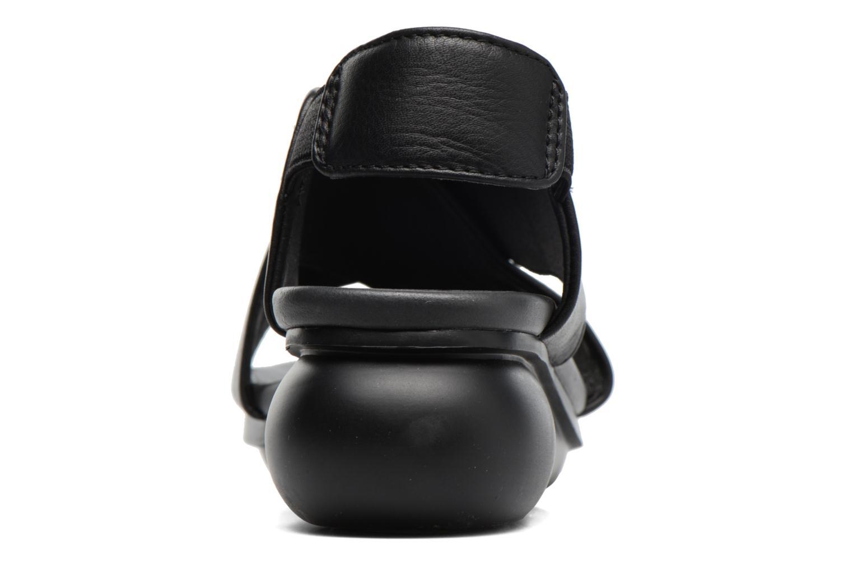 Sandales et nu-pieds Camper Balloon K200066 Noir vue droite