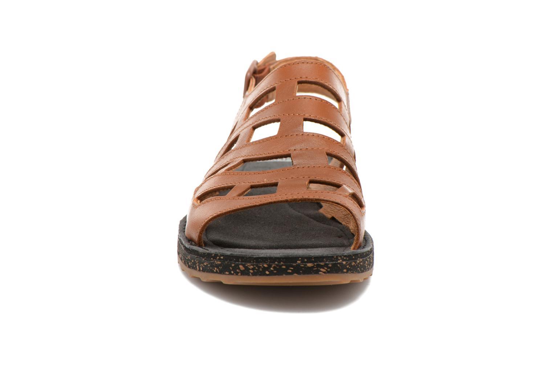Sandalen Camper Twss K200140 braun schuhe getragen