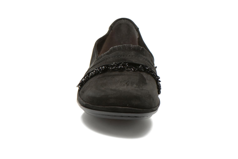 Ballerinas Camper Twss K200143 schwarz schuhe getragen