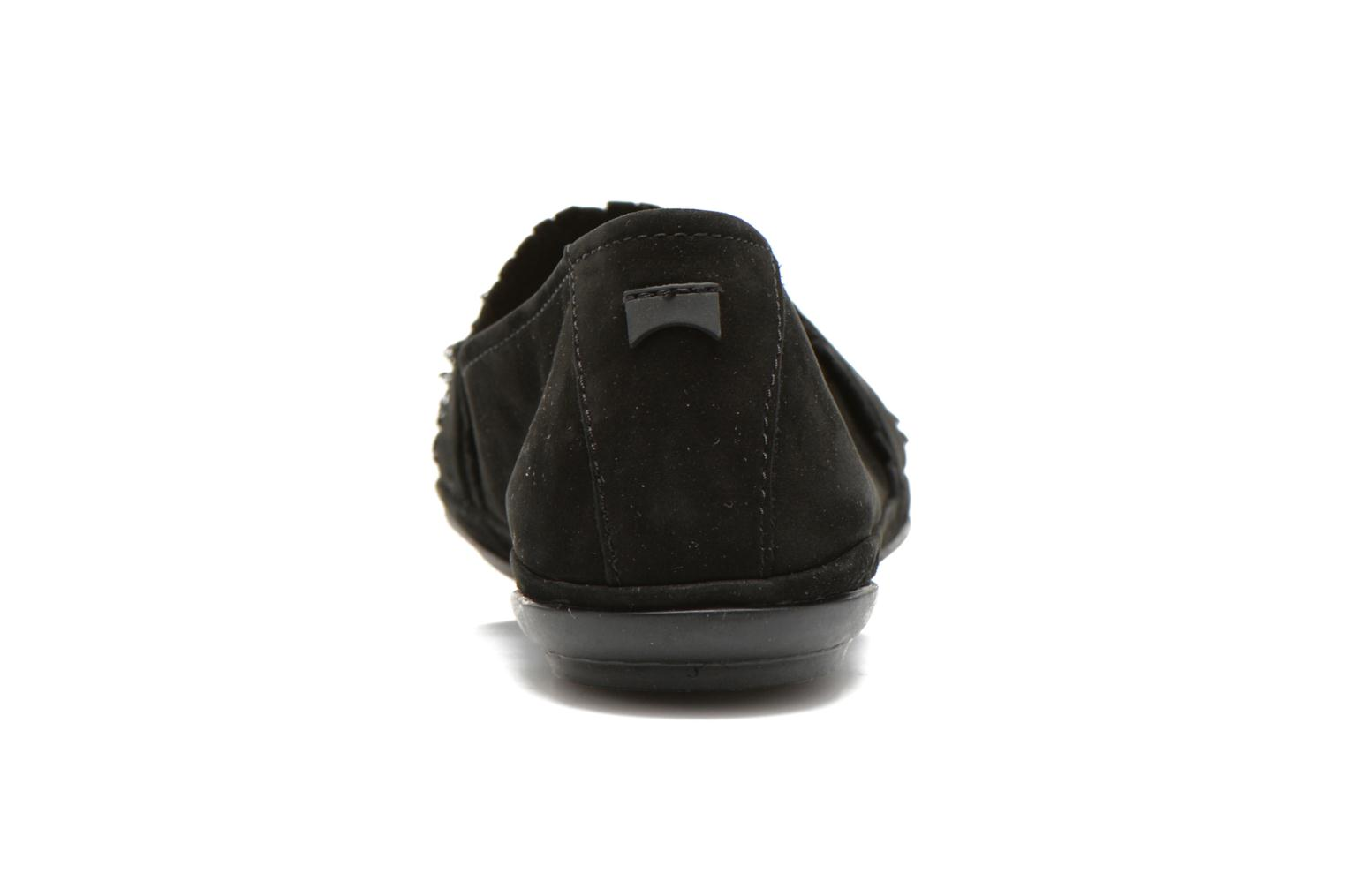 Ballet pumps Camper Twss K200143 Black view from the right