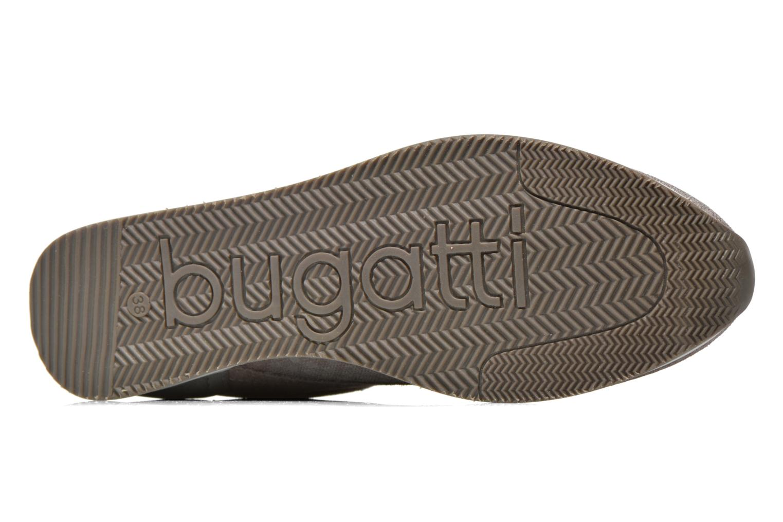 Trainers Bugatti Fina J7801 Beige view from above
