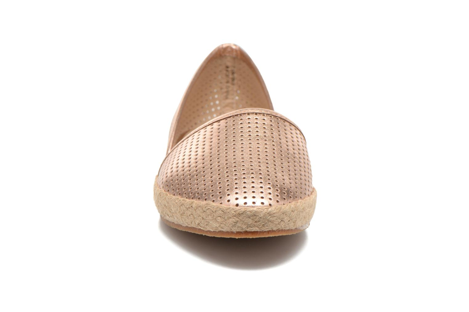 Espadrilles Steve Madden PEACH Pink model view