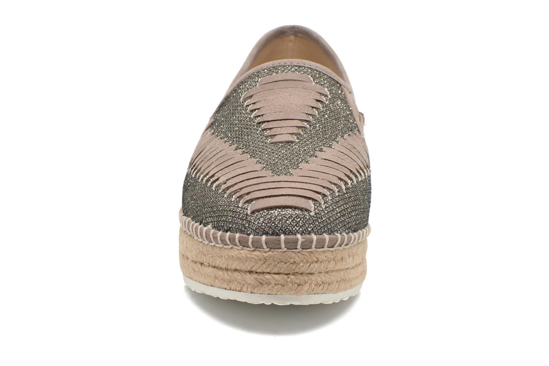 Espadrilles Steve Madden CHANCE Multicolore vue portées chaussures