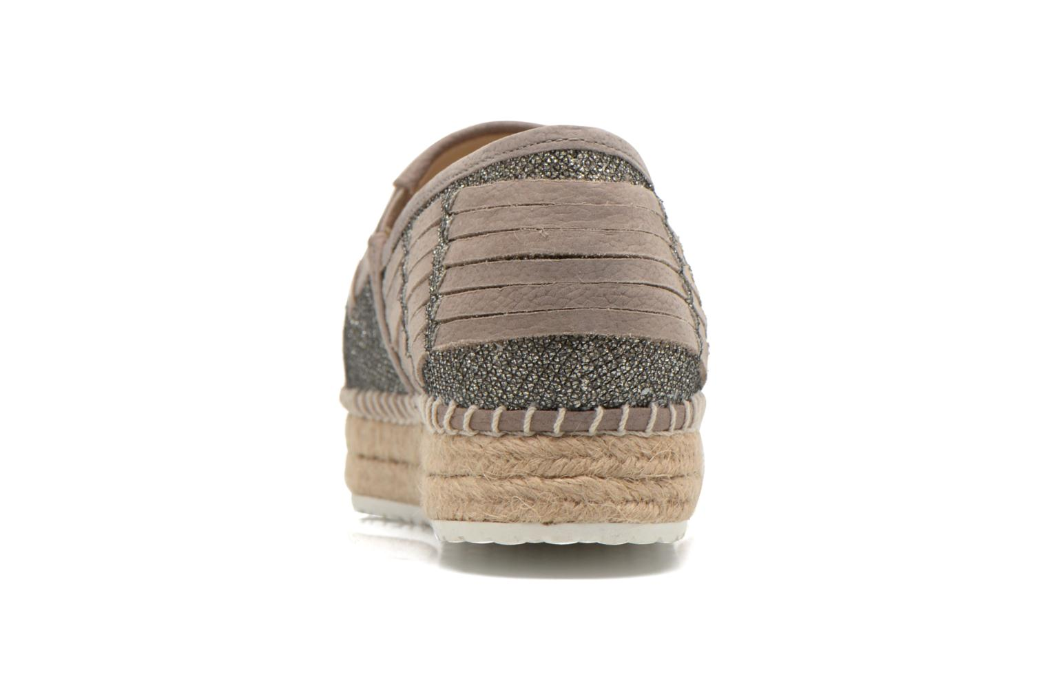 Espadrilles Steve Madden CHANCE Multicolor view from the right