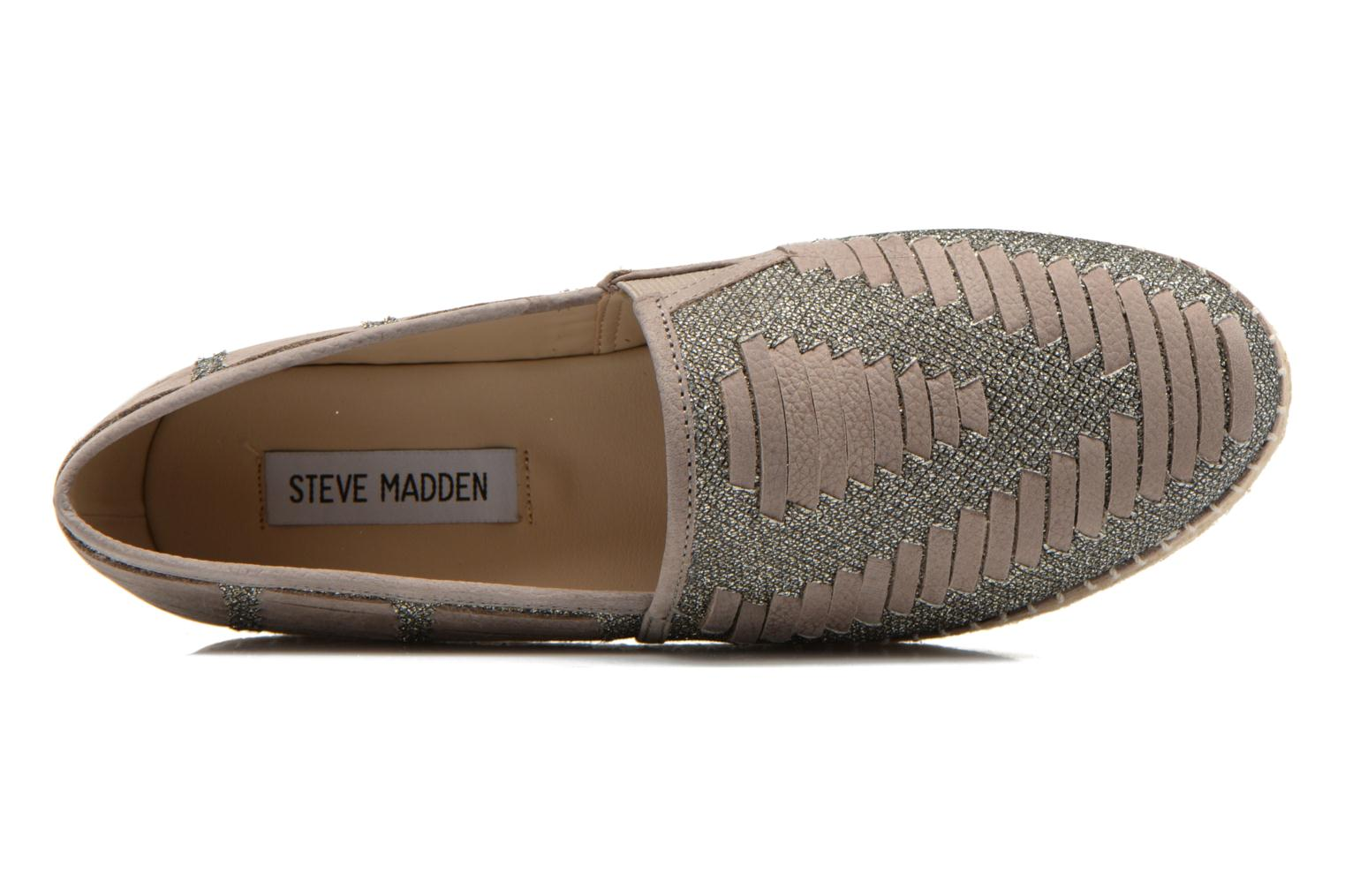 Espadrilles Steve Madden CHANCE Multicolor view from the left