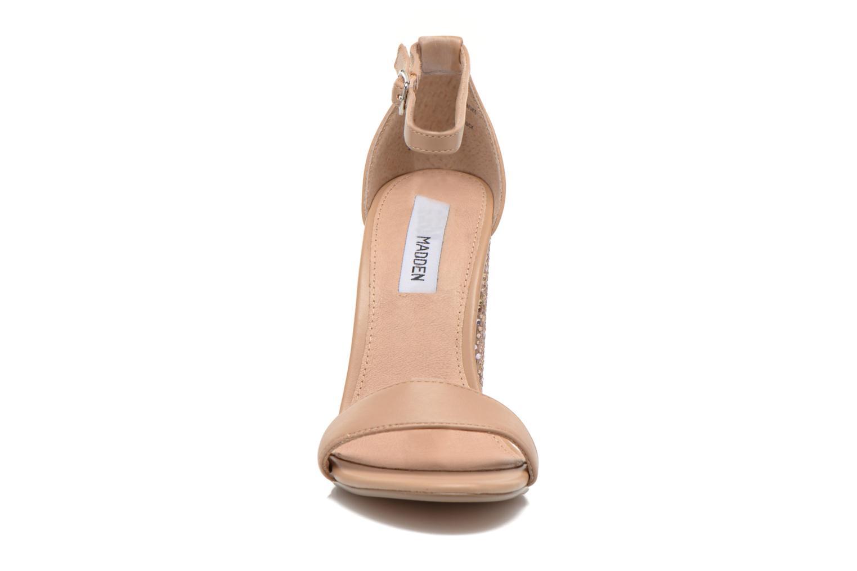 Sandals Steve Madden CARRSON Beige model view