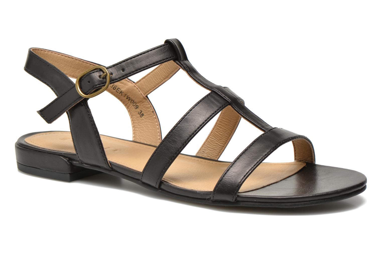 Sandales et nu-pieds Esprit Aely Sandal Noir vue détail/paire