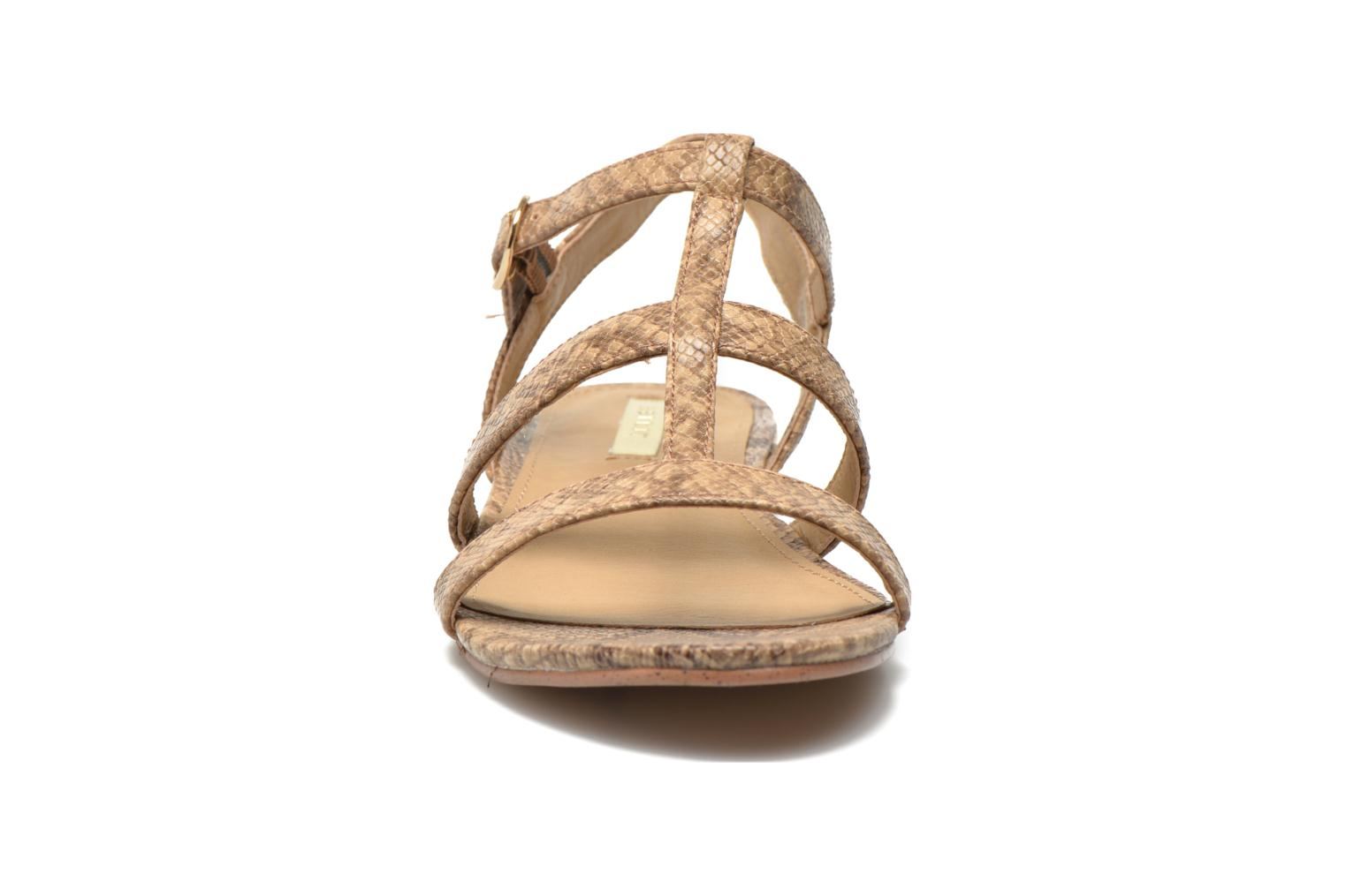 Aely Sandal Toffee
