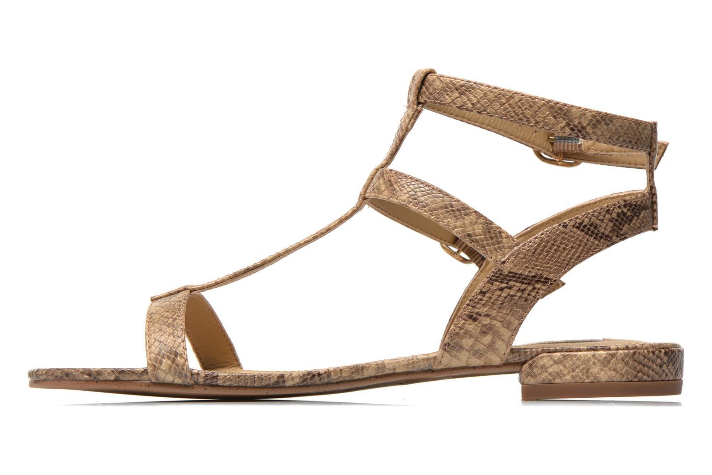 Sandales et nu-pieds Esprit Aely Bis Sandal Beige vue face