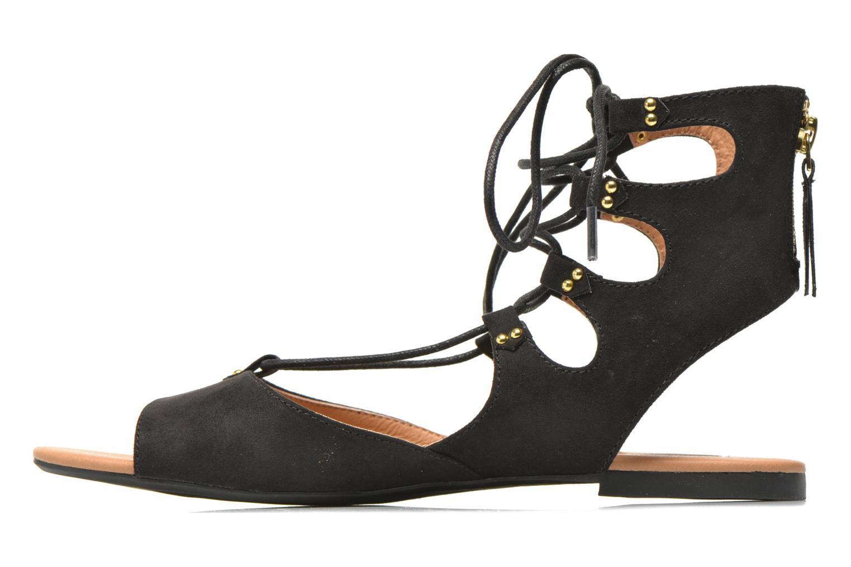 Sandalen Esprit Pepe Sandal 2 schwarz ansicht von vorne