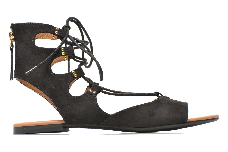 Sandales et nu-pieds Esprit Pepe Sandal 2 Noir vue derrière