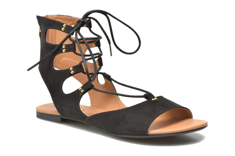 Sandals Esprit Pepe Sandal 2 Black detailed view/ Pair view