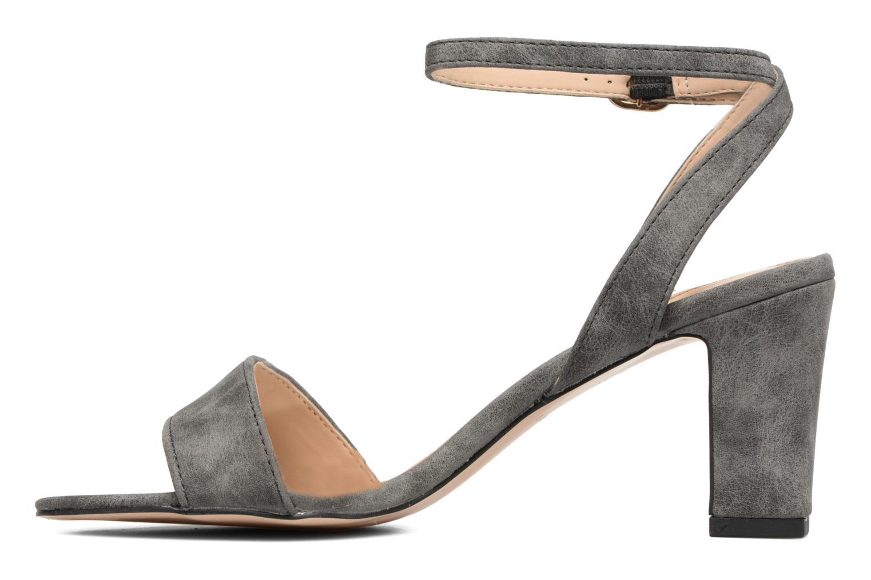 Sandales et nu-pieds Esprit Bless Sandal Gris vue face