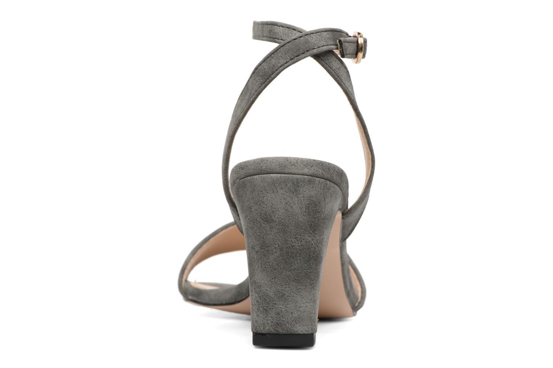 Sandales et nu-pieds Esprit Bless Sandal Gris vue droite