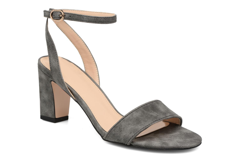 Sandales et nu-pieds Esprit Bless Sandal Gris vue détail/paire