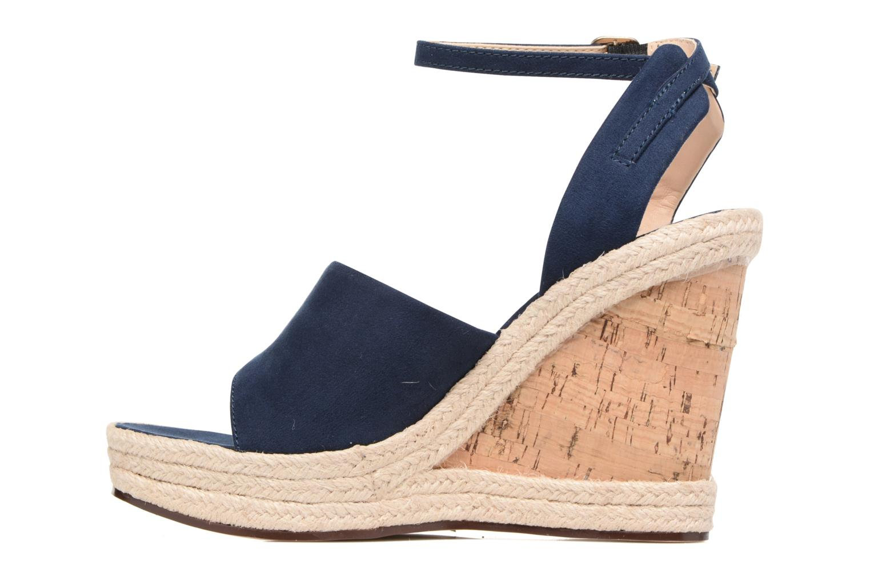 Sandals Esprit Twiggy Sandal Blue front view