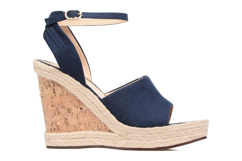 Sandals Esprit Twiggy Sandal Blue back view