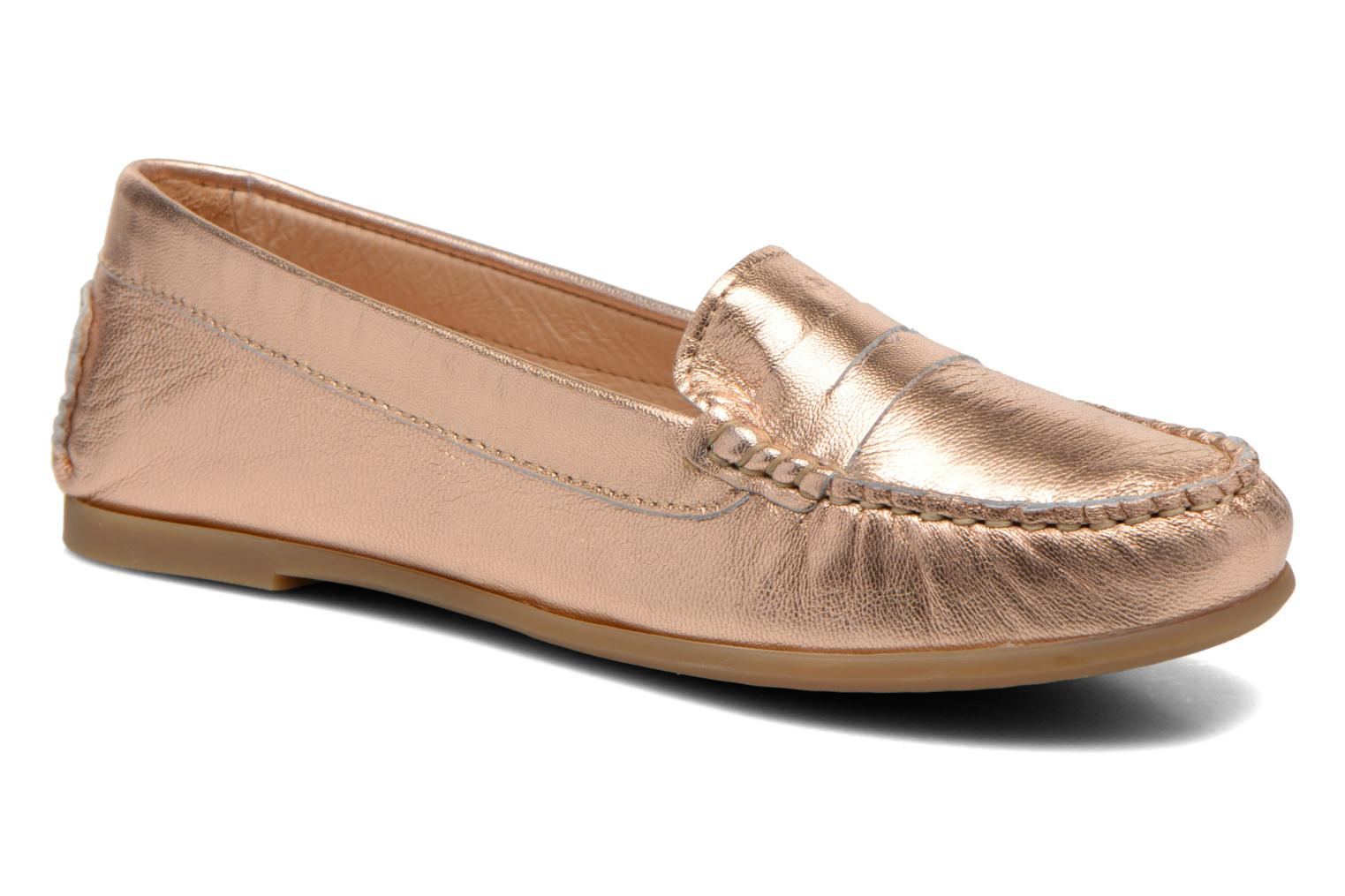 Loafers HE Spring Rita Penny Pink detailed view/ Pair view