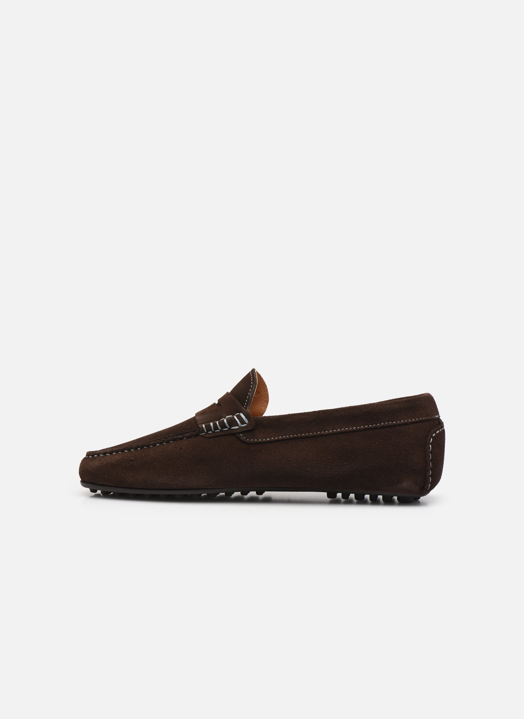 Penny gomme Suede Choco