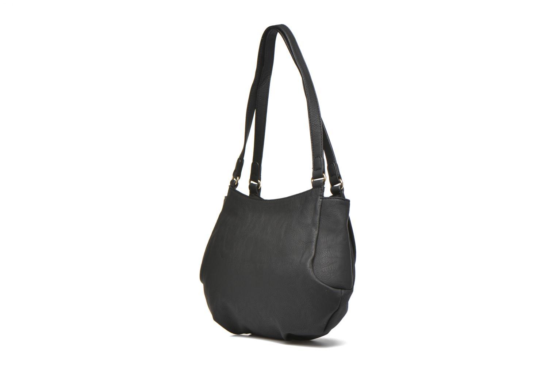 Handtaschen Tamaris Lea - Shoulder bag schwarz ansicht von rechts