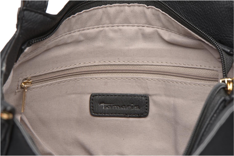 Handtaschen Tamaris Lea - Shoulder bag schwarz ansicht von hinten