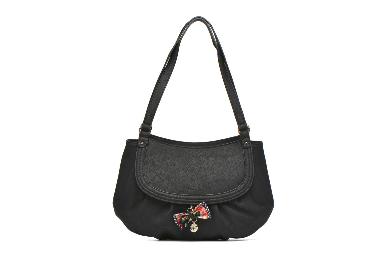 Lea - Shoulder bag Black Comb