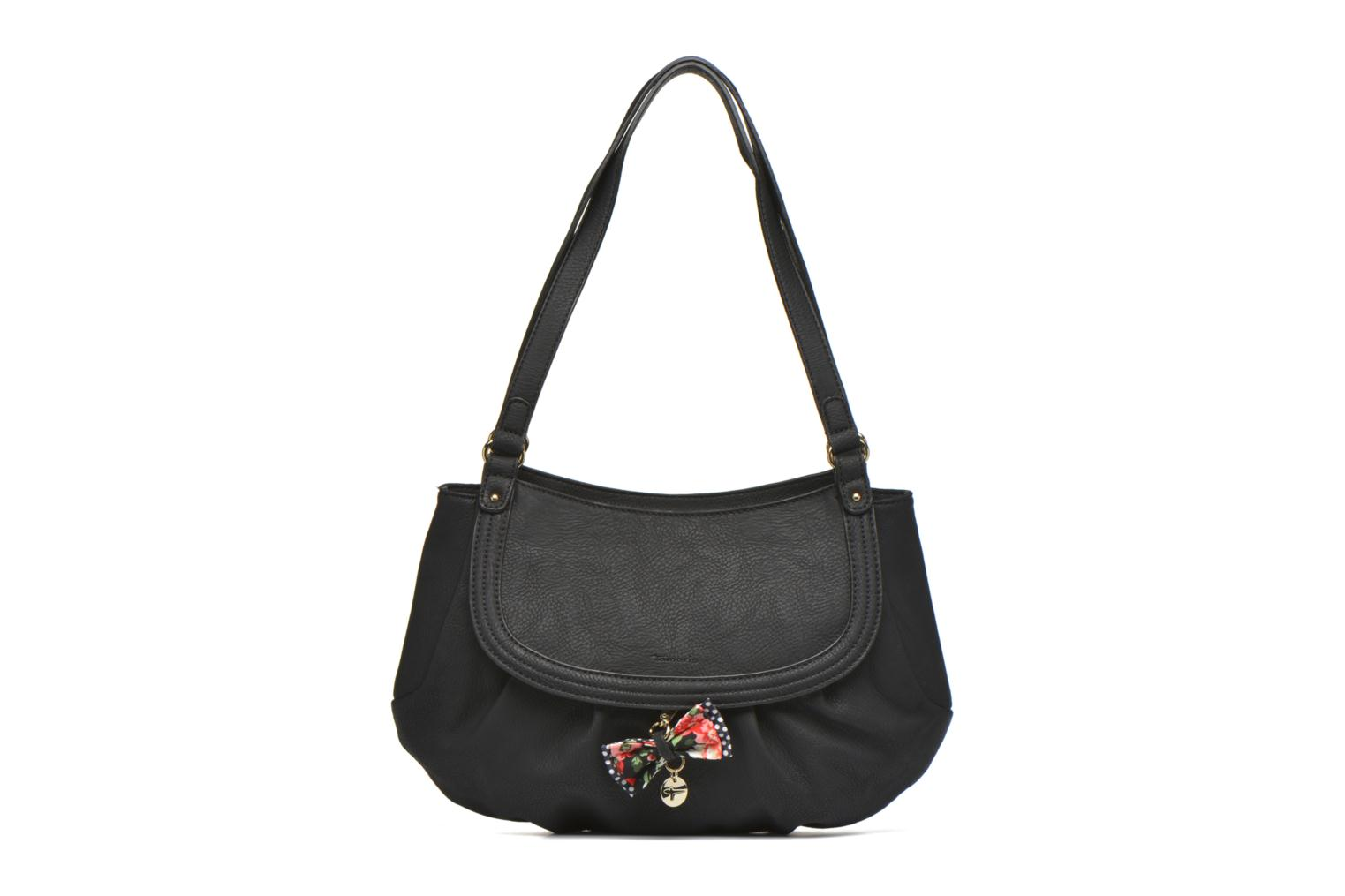 Lea - Shoulder bag Black Comb