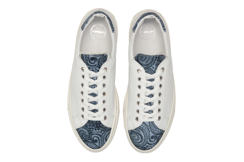 Sneaker Made by SARENZA Seven Tease #2 weiß schuhe getragen