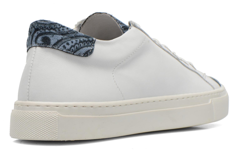 Sneaker Made by SARENZA Seven Tease #2 weiß ansicht von vorne