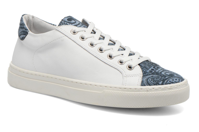 Sneaker Made by SARENZA Seven Tease #2 weiß ansicht von rechts