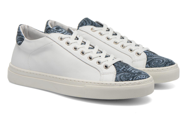 Sneaker Made by SARENZA Seven Tease #2 weiß ansicht von hinten