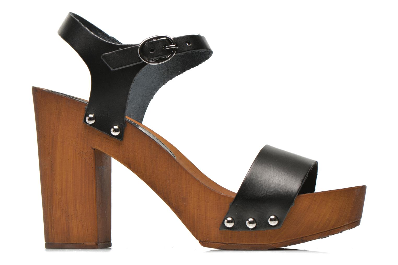 Sandales et nu-pieds Made by SARENZA Discow Girl #8 Noir vue détail/paire