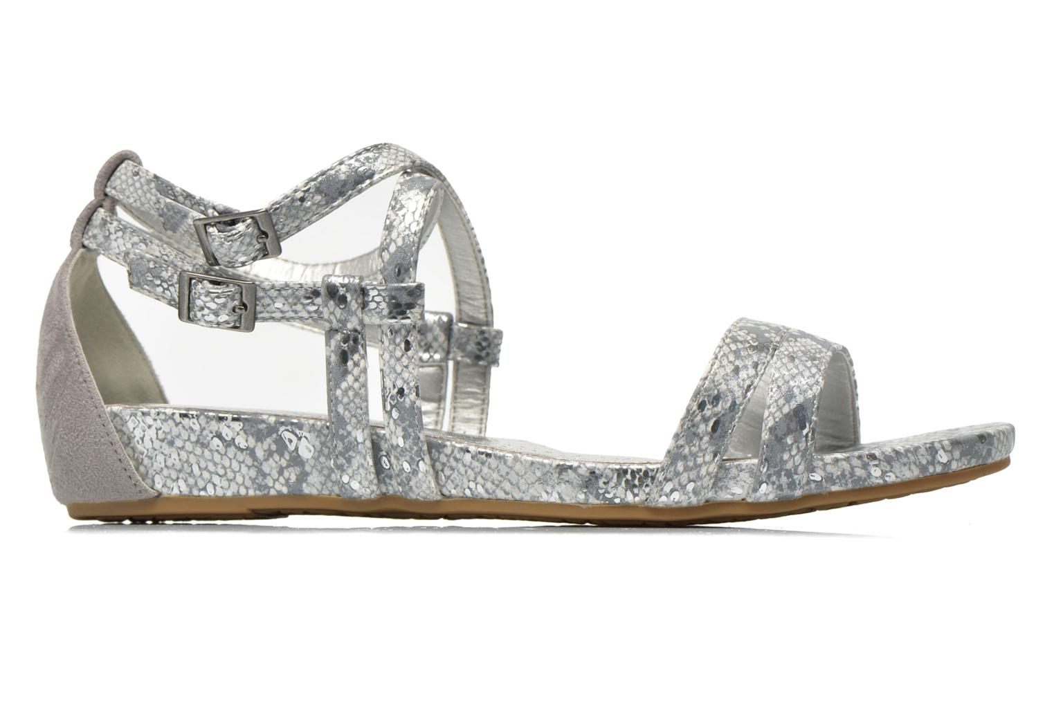 Sandals Madison Emour Silver back view